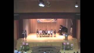 荃灣天主教小學2009-10畢業典禮C