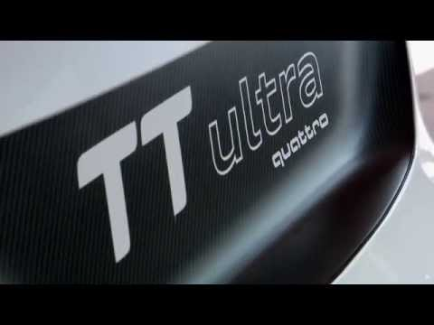 Audi TT Ultra Quattro Concept - Promo Video