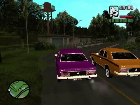 Garagem S.A. #3 - Ford Corcel GT - GTA San Andreas