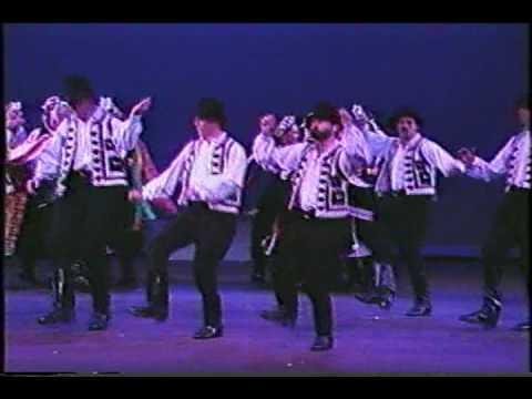 Karpatok Magyar Folk dance