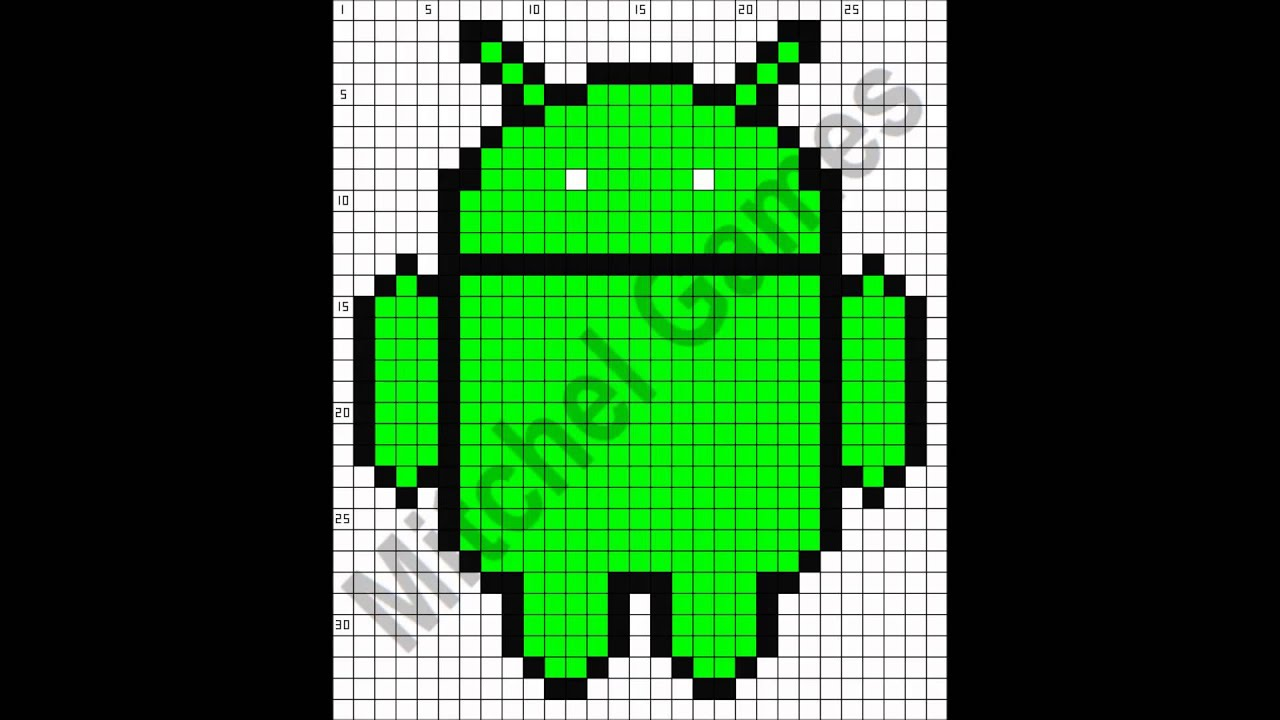 pixel art for android