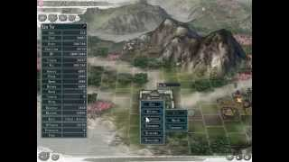 Let's Play Romance of the Three Kingdoms XI Part 1: Starting Out