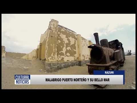 RÁZURI Puerto malabrigo y su temporada de playa