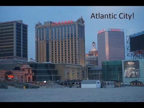 J & A Go to Atlantic City !