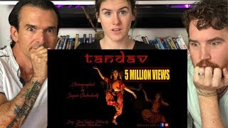 TANDAV DANCE REACTION | Shiv Tandav | Sayani Chakraborty
