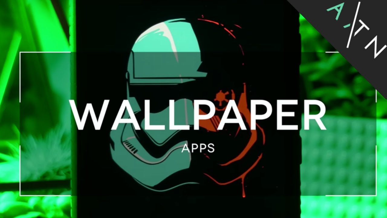 best wallpaper apps for android - youtube