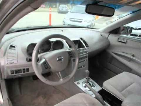 2006 nissan maxima used cars montgomery al youtube. Black Bedroom Furniture Sets. Home Design Ideas