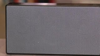 Sony SRS-X5 wireless speaker: The Bose Bluetooth competitor