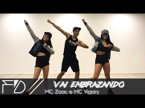 MC Zaac part. MC Vigary - Vai Embrazando - Formation Dance Coreografia