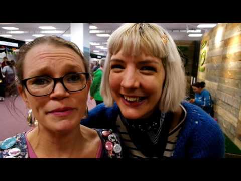 Spring Knitting & Stitch show 2017