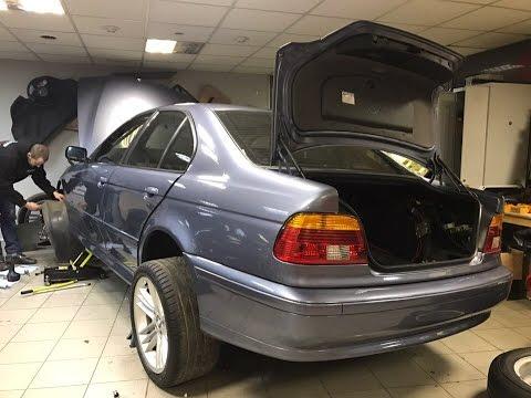 Тихий дом ! Атмосфера уюта в 530 BMW. 13 серия