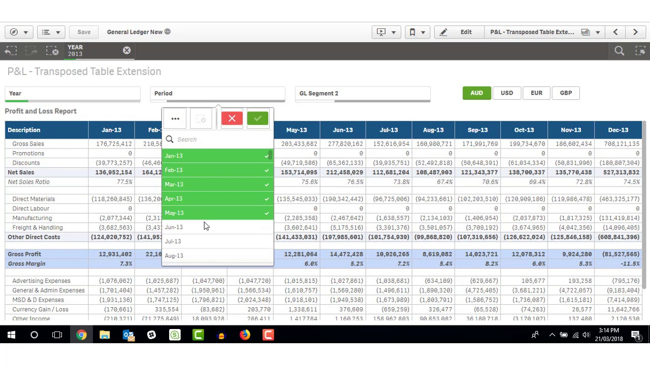Financial Reporting with Qlik Sense - Qlik Community