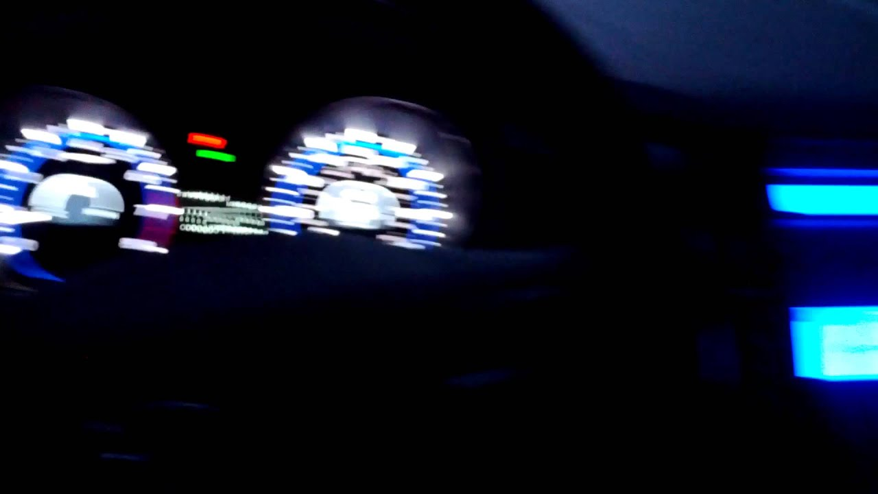 2012 Hyundai Sonata Gls Interior Lights Youtube