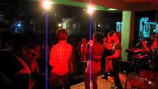 "Feats ""BROADBAND"" @ Sambiray Malay Grand Coronation Night 2011 Vol 002"