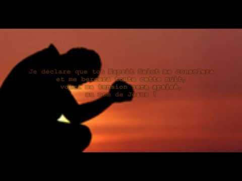 40 minutes de prière avant de dormir