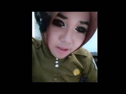 Viral Cewek Cantik PNS KESEHATAN Bengkulu Main Bigo Live Saat Kerja