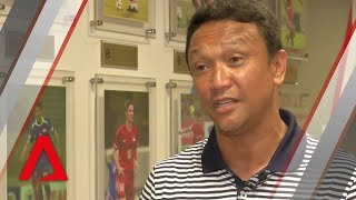 Download Video Singapore's Fandi Ahmad on balancing football and National Service MP3 3GP MP4