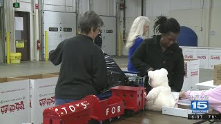 Salvation Army, Toys For Tots Accepting Applications For Christmas Assistance