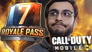 Pubg Mobile Live: Solo Vs Squad | Season 7 Royal Pass Rank Push | New Update
