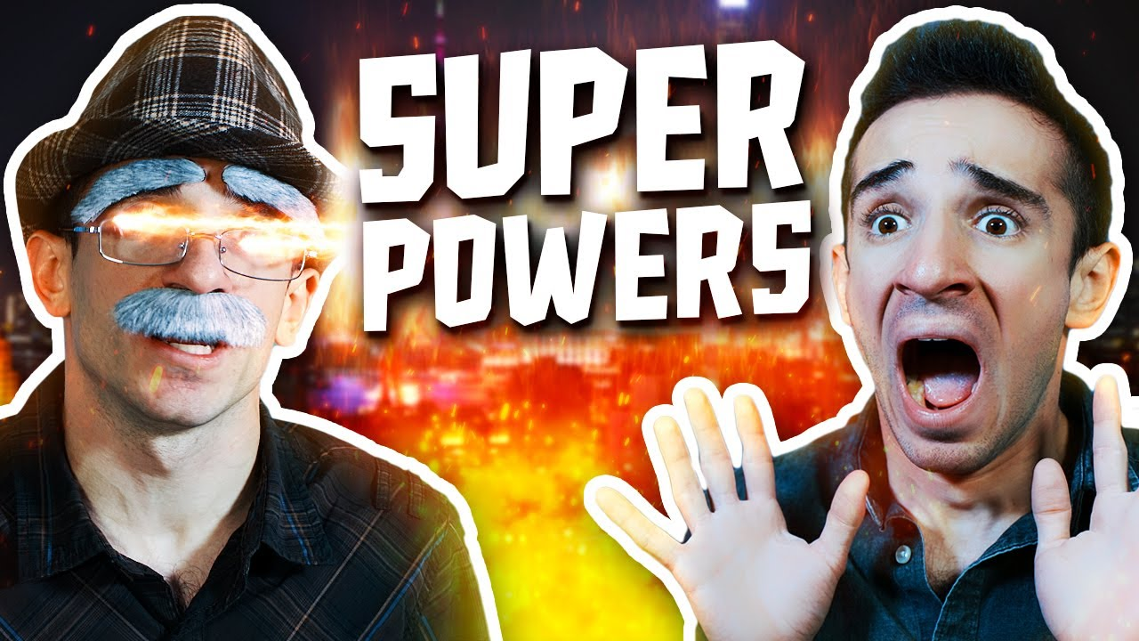 Download WE HAVE SUPERPOWERS!