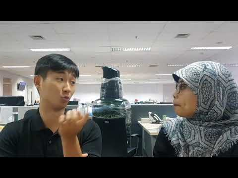 Culture shock kantor indonesia  YouTube