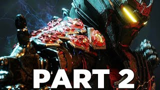 ANTHEM Walkthrough Gameplay Part 2 - LEGION OF DAWN (Anthem Game)