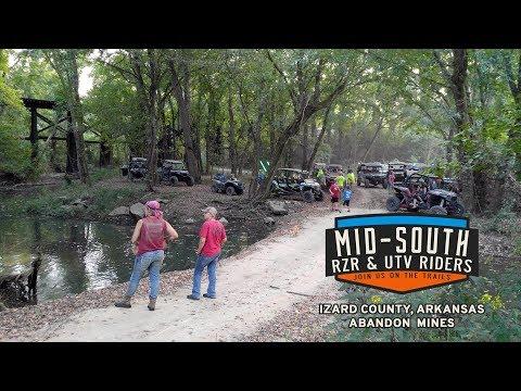 Abandon Mine Ride (Cushman, Arkansas) September 16, 2017