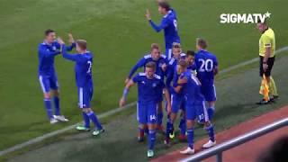 SK Sigma Olomouc U19 - NK Maribor U19 4:1