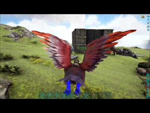 Ark: Survival Evolved: Ragnarok: (Private Server)