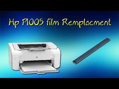 Hp P1005 Film Remplacment  Film Di Fuser Hp Laserjet P1006