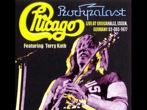Chicago - Live '77 Rockpalast Germany Concert
