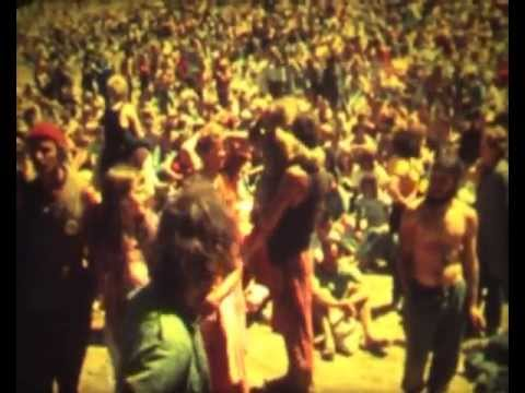 Tanelorn Music Festival 1981 1980s Super 8 Home Movie