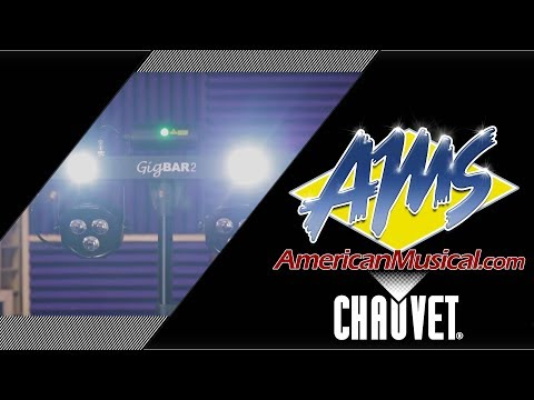 Chauvet Gigbar 2 Overview - American Musical Supply