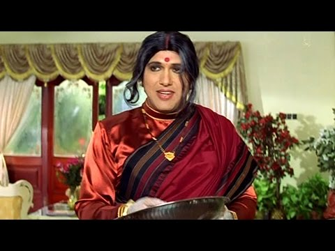 Watch Govinda in Six Hilarious Roles  from Movie Hadh Kardi Aapne - Superhit Comedy Movies