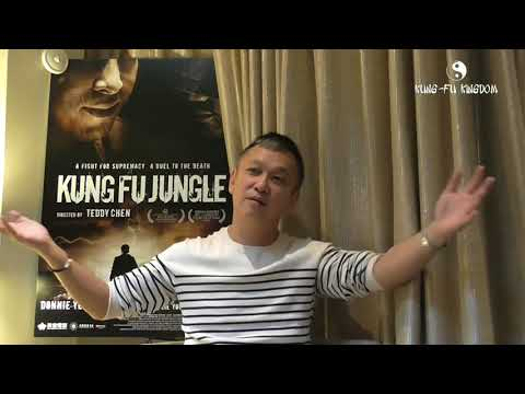 Donnie Yen's Kung Fu Killer Special – An Interview with Teddy Chen Part 1 of 2