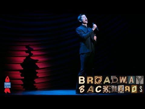 Andrew Rannells, Billy Porter, Stephanie J. Block, Norm Lewis - 2014 Broadway Backwards