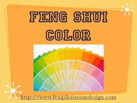 Feng Shui Color