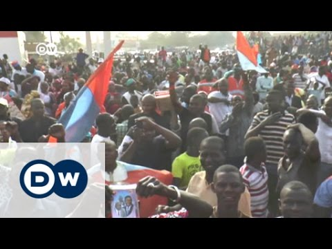 Niger ahead of second democratic election | DW News