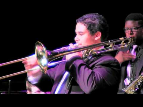 SCPA Jazz Ensemble - Oum Kalthoum by Mahmoud Said