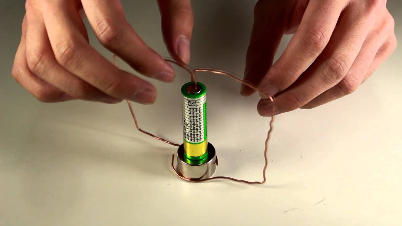 how to create energy from magnets