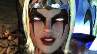 Sacred 2: Fallen Angel T-Energy Battle Trailer