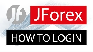 JForex ● Platform FOREX CFD × Login