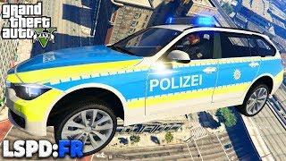 GTA 5 LSPD:FR - BETRUNKENE FAHRER vs POLIZEI! - Deutsch - Polizei Mod #36 Grand Theft Auto V