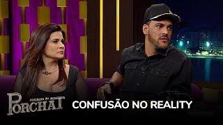 Créu conta como reagiu com briga entre Diego e Anderson