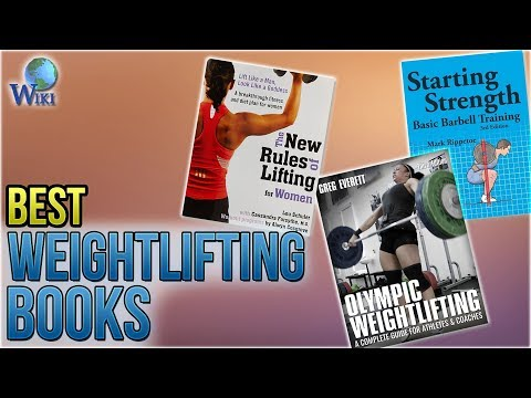 10 Best Weightlifting Books 2018