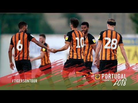 Portugal 2018 | C.S. Marítimo 1-2 Hull City | Highlights