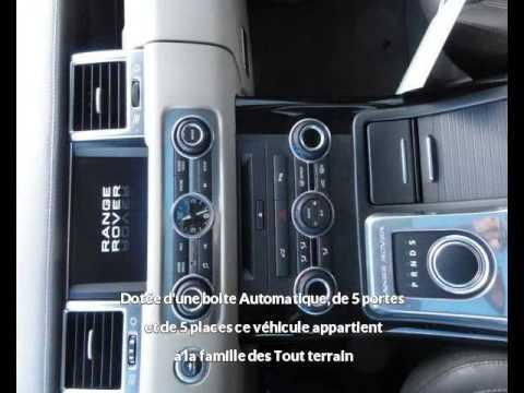 land rover range rover sport mark vii sdv6 3 0l hse a vendre bayonne chez vpn autos youtube. Black Bedroom Furniture Sets. Home Design Ideas