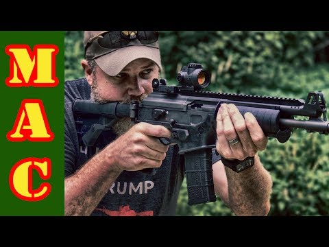IWI Galil ACE in 5.56 vs. Classic Galil ARM