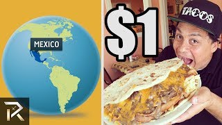 What can you buy for $1 around the world?
