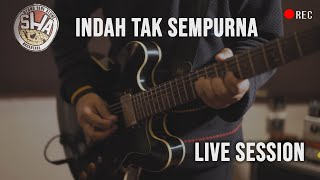 Download lagu STAND HERE ALONE   INDAH TAK SEMPURNA LIVE SESSION FULLBAND